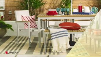 Overstock.com Patio Super Sale TV Spot, 'Furniture and Area Rugs' - Thumbnail 3