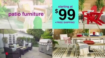 Overstock.com Patio Super Sale TV Spot, 'Furniture and Area Rugs' - Thumbnail 4