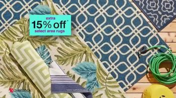 Overstock.com Patio Super Sale TV Spot, 'Furniture and Area Rugs' - Thumbnail 6