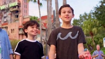 Walt Disney World TV Spot, 'Best Day Ever: Adventure' Feat. Christian Simon, Raphael Alejandro