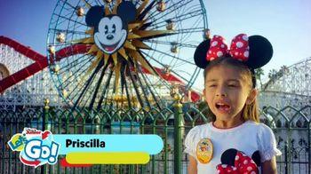 Disneyland TV Spot, 'Disney Junior Let's Go: Priscilla' - Thumbnail 1