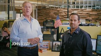 American Financing TV Spot, 'Veterans: American Loan' Featuring John Elway