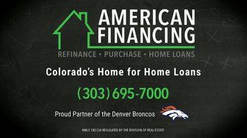 American Financing TV Spot, 'Veterans: American Loan' Featuring John Elway - Thumbnail 10