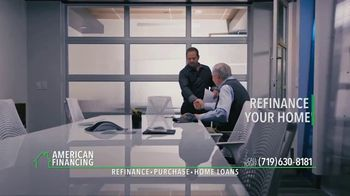 American Financing TV Spot, 'Veterans: American Loan' Featuring John Elway - Thumbnail 3