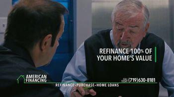 American Financing TV Spot, 'Veterans: American Loan' Featuring John Elway - Thumbnail 4