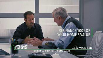 American Financing TV Spot, 'Veterans: American Loan' Featuring John Elway - Thumbnail 5