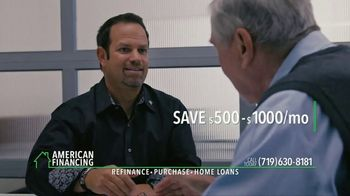 American Financing TV Spot, 'Veterans: American Loan' Featuring John Elway - Thumbnail 6