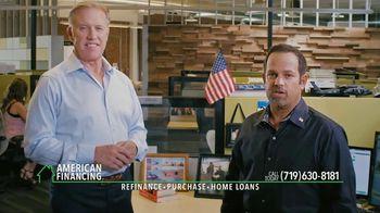 American Financing TV Spot, 'Veterans: American Loan' Featuring John Elway - Thumbnail 7