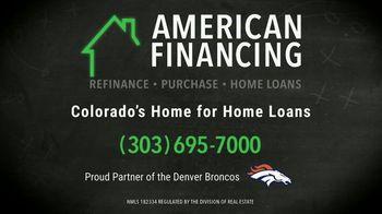 American Financing TV Spot, 'Veterans: American Loan' Featuring John Elway - Thumbnail 8