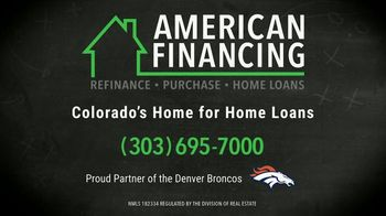 American Financing TV Spot, 'Veterans: American Loan' Featuring John Elway - Thumbnail 9