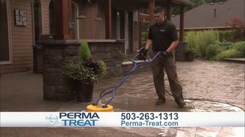 Perma Treat TV Spot, \'Patio\'