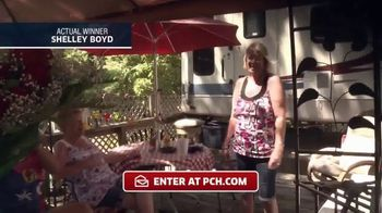 Publishers Clearing House TV Spot, 'Actual Winner: Shelley Boyd' Song by A-ha - 174 commercial airings