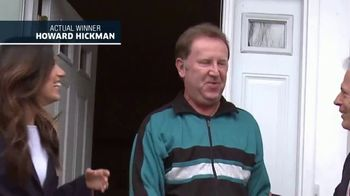 Publishers Clearing House TV Spot, 'Actual Winner: Howard Hickman' - Thumbnail 1