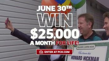 Publishers Clearing House TV Spot, 'Actual Winner: Howard Hickman' - Thumbnail 8