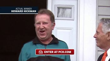 Publishers Clearing House TV Spot, 'Actual Winner: Howard Hickman' - Thumbnail 2