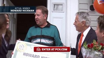 Publishers Clearing House TV Spot, 'Actual Winner: Howard Hickman' - Thumbnail 5