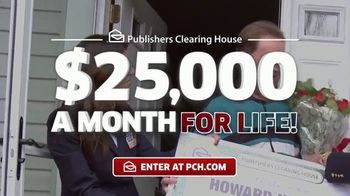 Publishers Clearing House TV Spot, 'Actual Winner: Howard Hickman' - Thumbnail 7
