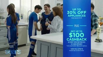 Sears TV Spot, 'In the Moment' - Thumbnail 7