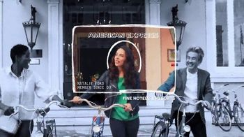 American Express Platinum TV Spot, 'Bike Ride' Song by Jarina De Marco - Thumbnail 10