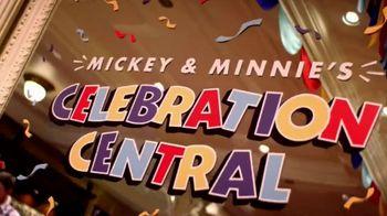 Walt Disney World TV Spot, 'Best Day Ever: Mickey' Feat. Ruth Righi, Christian J. Simon - Thumbnail 1
