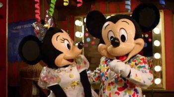 Walt Disney World TV Spot, 'Best Day Ever: Mickey' Feat. Ruth Righi, Christian J. Simon - Thumbnail 3