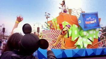 Walt Disney World TV Spot, 'Best Day Ever: Mickey' Feat. Ruth Righi, Christian J. Simon - Thumbnail 5