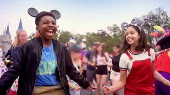 Walt Disney World TV Spot, 'Best Day Ever: Mickey' Feat. Ruth Righi, Christian J. Simon - Thumbnail 7