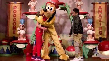Walt Disney World TV Spot, 'Best Day Ever: Mickey' Feat. Ruth Righi, Christian J. Simon - Thumbnail 8