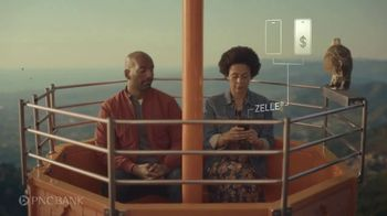 PNC Bank + Zelle TV Spot, 'Making Banking Easier'