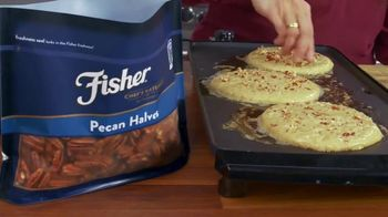 Fisher Pecan Halves TV Spot, 'Food Network: Cranberry Orange Pancakes' Featuring Alex Guarnaschelli - Thumbnail 5
