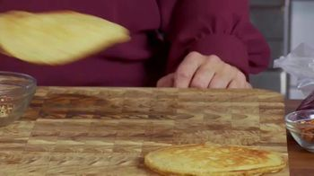 Fisher Pecan Halves TV Spot, 'Food Network: Cranberry Orange Pancakes' Featuring Alex Guarnaschelli - Thumbnail 8