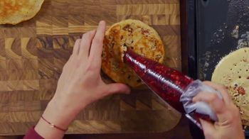 Fisher Pecan Halves TV Spot, 'Food Network: Cranberry Orange Pancakes' Featuring Alex Guarnaschelli - Thumbnail 9