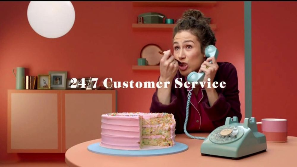 Zappos TV Commercial, 'Cake' - iSpot.tv