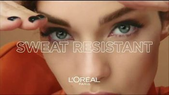 L'Oreal Paris Unbelieva-Brow Longwear Brow Gel TV Spot, 'Brows for Days' - Thumbnail 6