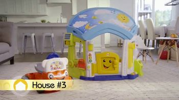 Fisher Price TV Spot, 'HGTV: Play House Hunters' - Thumbnail 5