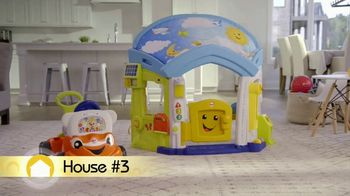 Fisher Price TV Spot, 'HGTV: Play House Hunters'
