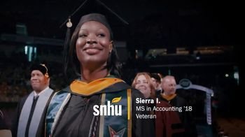 Southern New Hampshire University TV Spot, 'Online Degree Program Gave 2018 Grad the Mom Schedule She Needed'