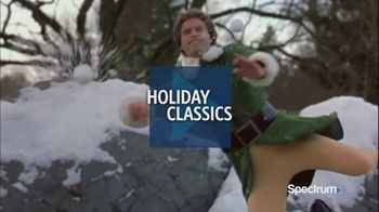 Spectrum on Demand TV Spot, 'Holiday Classics Collection'