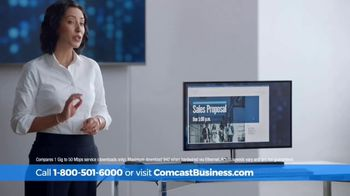Comcast Business TV Spot, 'Complete Reliability' - 158 commercial airings