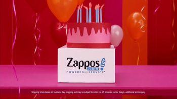 Zappos TV Spot, 'Birthday and Anniversary' - Thumbnail 7