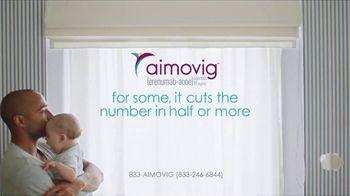Aimovig TV Spot, 'Daddy Diaper Duty' - Thumbnail 6