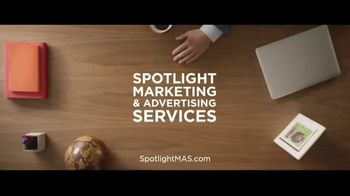 Spotlight Marketing & Advertising Services TV Spot, 'Connect Your Advertising Message' - Thumbnail 10