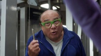 QuickBooks TV Spot, 'Small-Business Owners: Backing Jody Pardue' Featuring Danny DeVito - Thumbnail 7