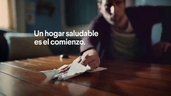 Clorox Disinfecting Wipes TV Spot, 'Un hogar saludable es el comienzo' [Spanish] - Thumbnail 2