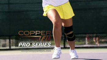 Copper Fit Pro Series TV Spot, 'Bandas de compresión' [Spanish]