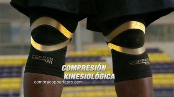 Copper Fit Pro Series TV Spot, 'Bandas de compresión' [Spanish] - Thumbnail 5