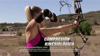 Copper Fit Pro Series TV Spot, 'Bandas de compresión' [Spanish] - Thumbnail 7