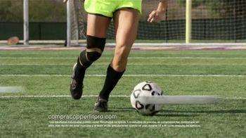 Copper Fit Pro Series TV Spot, 'Bandas de compresión' [Spanish] - Thumbnail 9