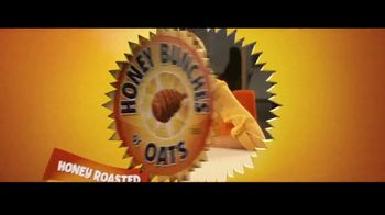 Honey Bunches of Oats TV Spot, 'Afternoon Snack Breaks' - Thumbnail 2