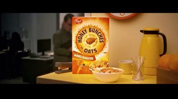 Honey Bunches of Oats TV Spot, 'Afternoon Snack Breaks' - Thumbnail 7
